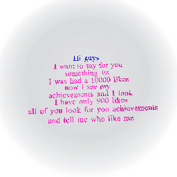 plz read it and say to me