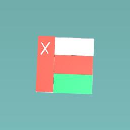 the flag of oman