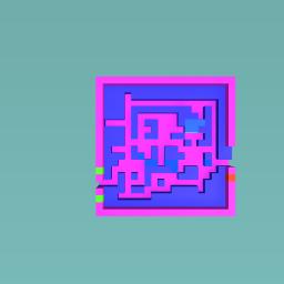 omg maze