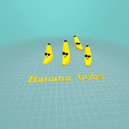 Banana bobs