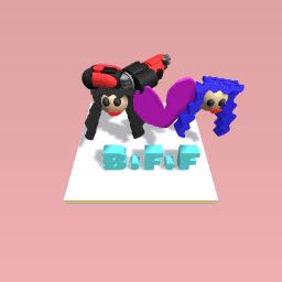 B .F.F