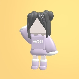 500 followers free outfit! (made by me) :D