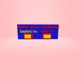 Kindness sender
