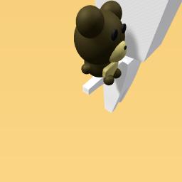 Cute bear buddy
