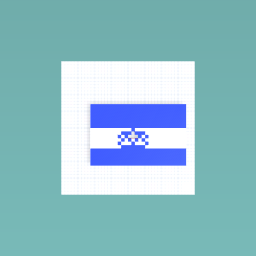 The flag of isreal