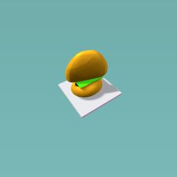 Freakey cheeseburger