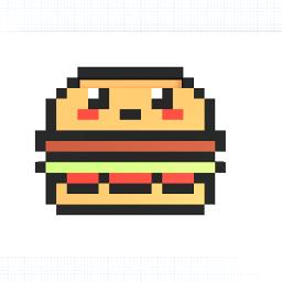 burger time : )