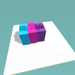 Triple Box Catergory