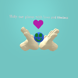 we should help are planet