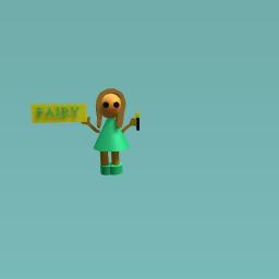 a funny fairy