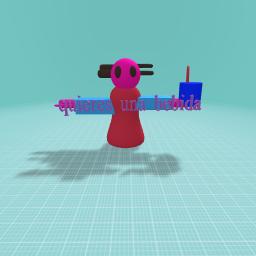 robot que alluda