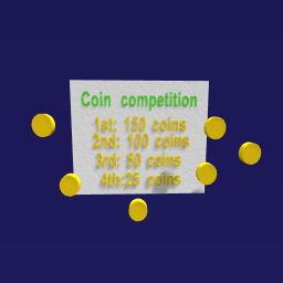 Coin competition