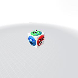 Emotion cube