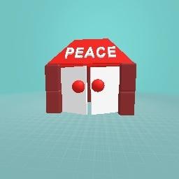 The peace house