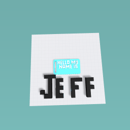 name is Jeff