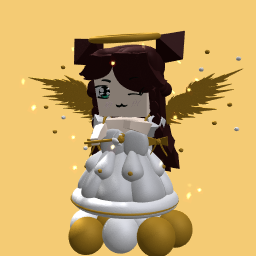 reina blanca y dorada