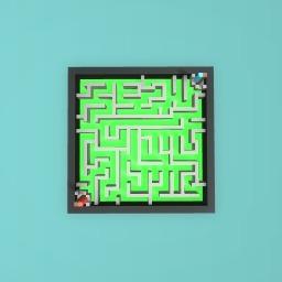 A-maze-ing maze!