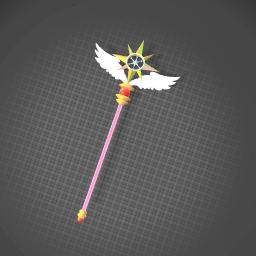 Cardcaptor Sakura wand