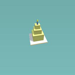 My cake for teresa