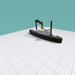 Asymetrical ship
