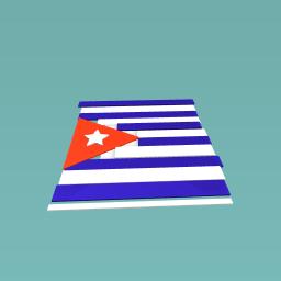 """Cuba""""s flag"""