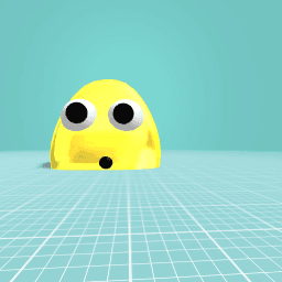 A Golden Slime