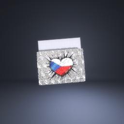 Czech repuplic flag