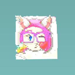 My own emoji created in lol.disney.