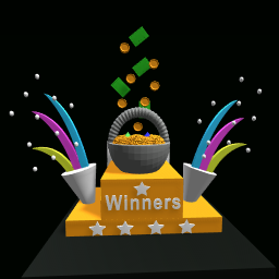 Coin competition WINNERS