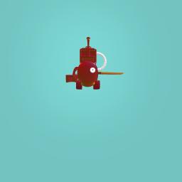 Robot dude
