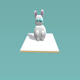 Its a bunny