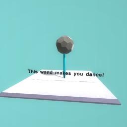 Disco Ball Wand