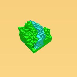 water -fall