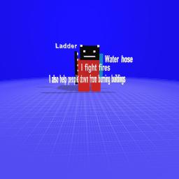 Robo fire fighter