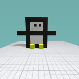 My little penguin