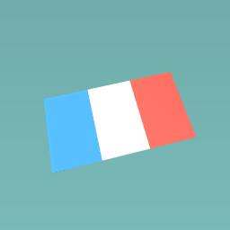 france flag (mbappe forever)