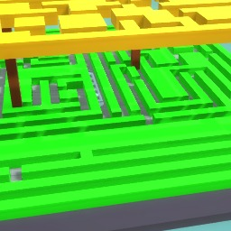 find the way with yourself in a amazing dangerous maze