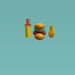 Mcdonalds happy meal