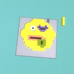 I hate my life because i got beat up emoji