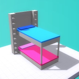 Amazing bunk bed