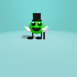 Mr. Pea