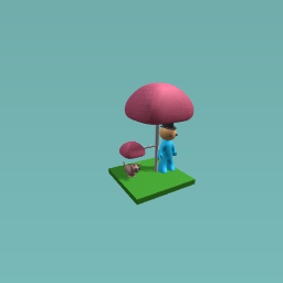 Pet-anator ubrella