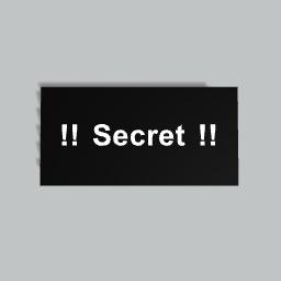 Super secret UmU