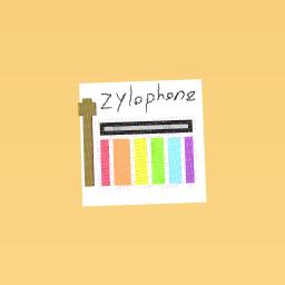 My zylophone