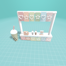 Bubble tea shop