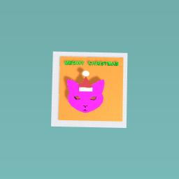 #meowy christmas peeps