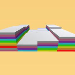 Rainbow Stairs?