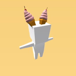 ice cream horns