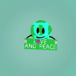Love a peace
