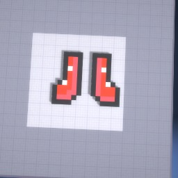 Redstone boots
